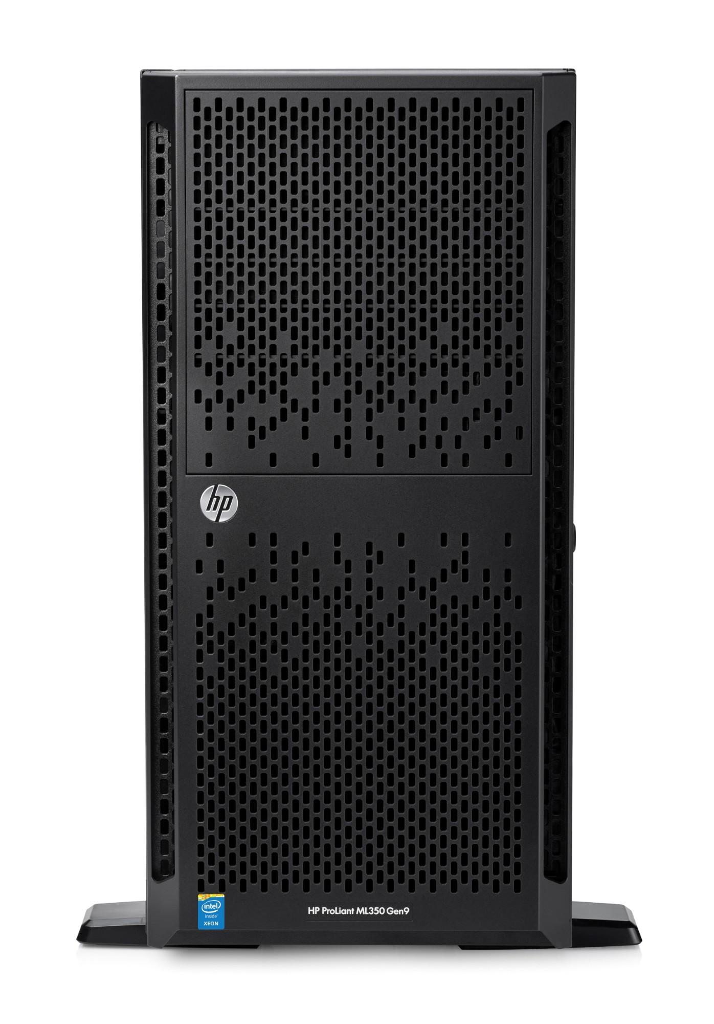Hewlett Packard Enterprise ProLiant ML350 Gen9 2.1GHz E5-2620V4 500W Tower (5U) server