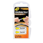 Duracell DA10 Zinc-Air 1.4V non-rechargeable battery