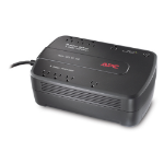 APC BE550G 550VA Black uninterruptible power supply (UPS)