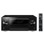 Pioneer SC-LX79 810W 9.2channels Stereo Black AV receiver