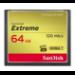 Sandisk CF Extreme 64GB memoria flash CompactFlash