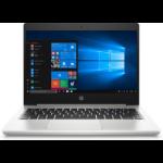 "HP ProBook 430 G7 Notebook Silver 33.8 cm (13.3"") 1920 x 1080 pixels 10th gen Intel® Core™ i3 4 GB DDR4-SDRAM 128 GB SSD Wi-Fi 5 (802.11ac) Windows 10 Home"