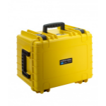 B&W 5500/Y/RPD equipment case Briefcase/classic case Yellow