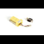 Black Box FA4509M-YE interface cards/adapter Serial