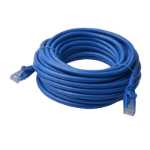 8WARE Cat 6 Snagless UTP Ethernet Cable 2m Blue