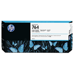 HP C1Q17A (764) Ink cartridge bright black, 300ml