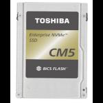 """Toshiba CM5-R eSSD 1920 GB PCIe 3x4 2.5"""" 3D TLC NVMe"""