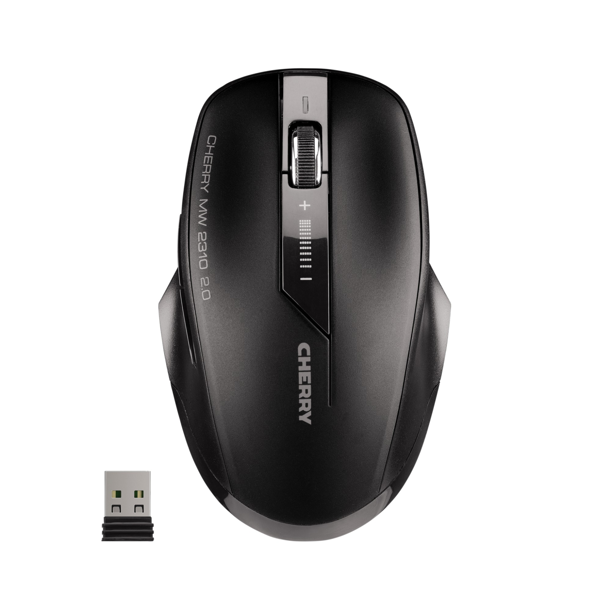 CHERRY MW 2310 2.0 mouse RF Wireless Optical 2400 DPI Ambidextrous