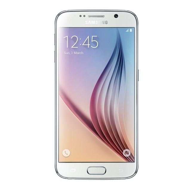 Samsung Galaxy S6 SM-G920F 4G 32GB White