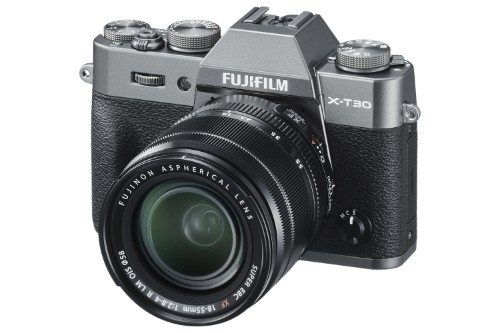 Fujifilm X -T30 + XF 18-55mm MILC Body 26.1 MP CMOS 6240 x 4160 pixels Anthracite