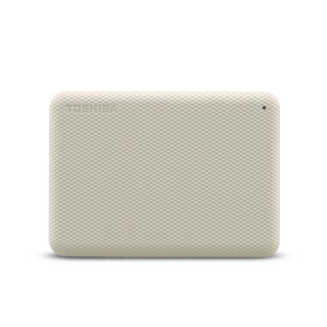 Toshiba Canvio Advance disco duro externo 4000 GB Blanco