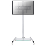 Newstar PLASMA-M1600 signage display mount 177,8 cm (70 Zoll) Silver
