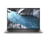 """DELL XPS 15 9510 Notebook 15.6"""" Full HD 11th gen Intel® Core™ i7 16 GB DDR4-SDRAM 512 GB SSD NVIDIA GeForce RTX 3050 Ti Wi-Fi 6 (802.11ax) Windows 10 Home Platinum, Silver"""