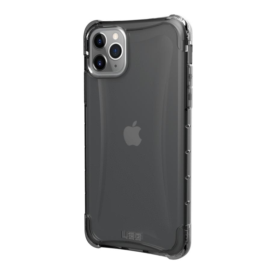 """Urban Armor Gear 111722113131 mobiele telefoon behuizingen 16,5 cm (6.5"""") Hoes Grijs, Doorschijnend"""