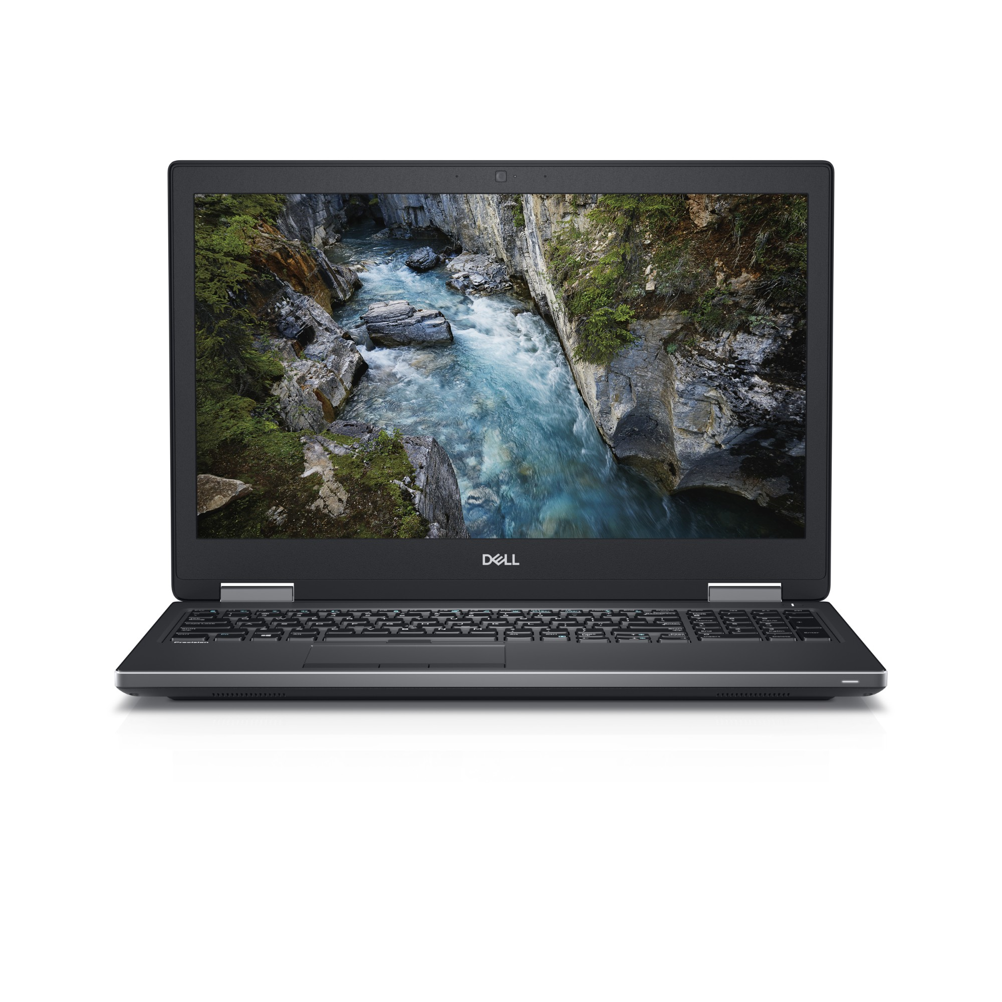 "DELL Precision 7530 Black Mobile workstation 39.6 cm (15.6"") 1920 x 1080 pixels 2.60 GHz 8th gen Intel® Core™ i7 i7-8850H"