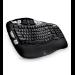 Logitech K350 teclado RF inalámbrico QWERTY Nórdico Negro