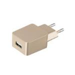 eSTUFF ES80126EU-GOLD Indoor Gold mobile device charger