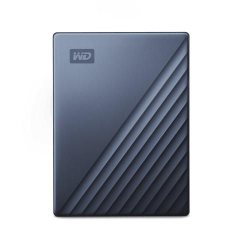 Western Digital My Passport Ultra external hard drive 5000 GB Blue