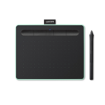 Wacom Intuos S graphic tablet 2540 lpi 152 x 95 mm USB/Bluetooth Black, Green