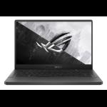 """ASUS ROG GA401QM-K2132R notebook 35.6 cm (14"""") Quad HD AMD Ryzen 9 16 GB DDR4-SDRAM 1000 GB SSD NVIDIA GeForce RTX 3060 Wi-Fi 6 (802.11ax) Windows 10 Pro Grey"""