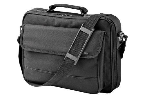 """Trust BG-3650p 17"""" Briefcase Black"""