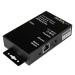 StarTech.com Servidor de Dispositivos Serie de 1 Puerto RS232 con Power over Ethernet PoE - Conversor Serial a Red IP