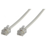 Microconnect MPK105W telephony cable 5 m White