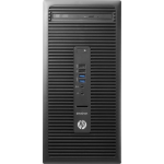 HP EliteDesk 705 G3 A8-9600 SFF 7th Generation AMD A8-Series APUs 8 GB DDR4-SDRAM 256 GB SSD Windows 10 Pro PC Black