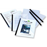Durable Report Covers 1-100 A4 sheets Transparent report cover