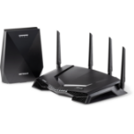 Netgear XRM570 wireless router Dual-band (2.4 GHz / 5 GHz) Gigabit Ethernet Black