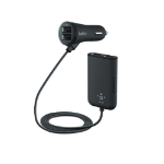 Belkin F8M935BT06 Auto Black mobile device charger
