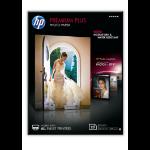HP CR676A papel fotográfico Brillo