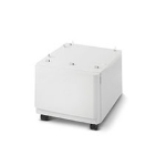 OKI 45893702 White CABINET WITH CASTOR FOR C833/MC853/MC873