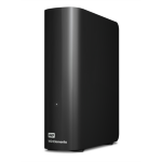 Western Digital WD Elements Desktop Externe Festplatte 3000 GB Schwarz