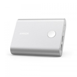 Anker PowerCore+ power bank Silver 13400 mAh