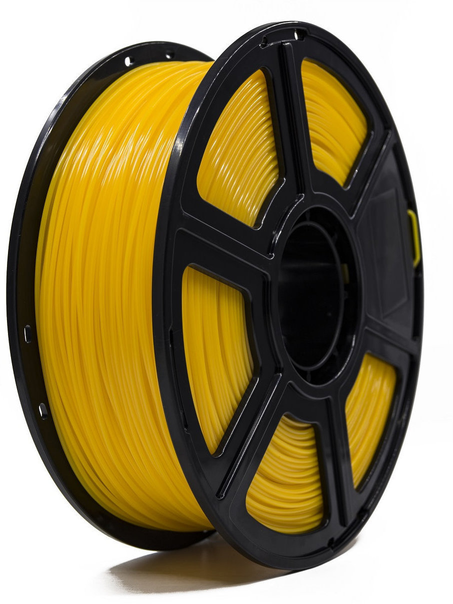 Gearlab GLB251005 3D printing material Polylactic acid (PLA) Yellow 1 kg