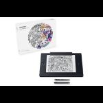 Wacom Intuos Pro Paper L South tableta digitalizadora 5080 líneas por pulgada 311 x 216 mm USB/Bluetooth Negro