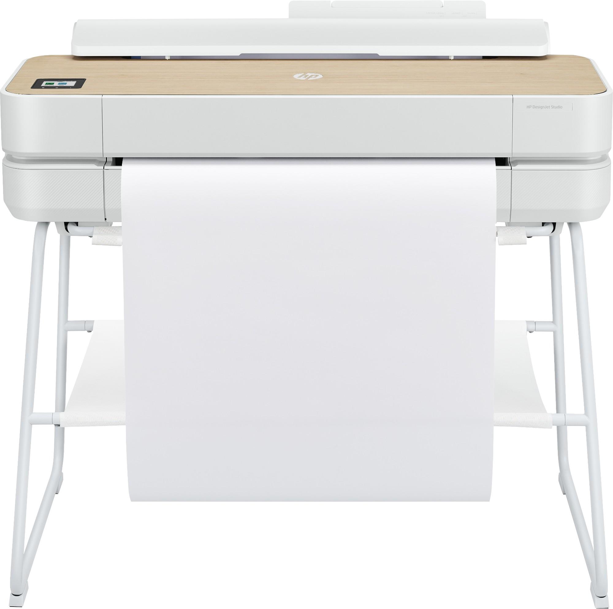 HP Designjet Studio large format printer Wi-Fi Thermal inkjet Colour 2400 x 1200 DPI 610 x 1897 mm Ethernet LAN