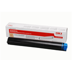 OKI 43640302 Toner black, 2K pages