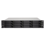 QNAP TS-1273U-RP Ethernet LAN Rack (2U) Black,Metallic NAS