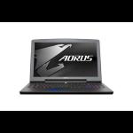 """AORUS X7 V6-CF2 2.7GHz i7-6820HK 17.3"""" 1920 x 1080pixels Black"""