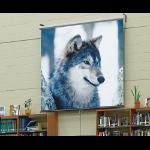 """Draper Luma projection screen 193 cm (76"""") 16:10"""