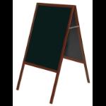 Bi-Office DKT30404042 chalk board Black