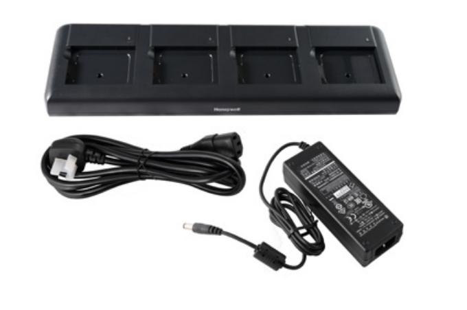 Honeywell EDA50K-QBC-E cargador de batería Label printer battery Corriente alterna