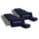 Centon Sport USB flash drive 32 GB USB Type-A 3.2 Gen 1 (3.1 Gen 1) Blue