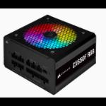 Corsair CX650F RGB power supply unit 650 W 24-pin ATX ATX Black