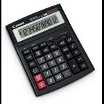 Canon WS-1210T Desktop Rekenmachine met display Zwart calculator