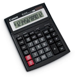 Canon WS-1210T Desktop Display calculator Black