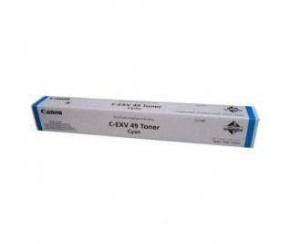 Canon 8525B002 (C-EXV 49) Toner cyan, 19K pages @ 5% coverage