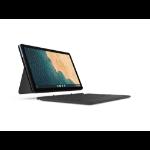 """Lenovo IdeaPad Duet Híbrido (2-en-1) Azul, Gris 25,6 cm (10.1"""") 1920 x 1200 Pixeles Pantalla táctil MediaTek 4 GB LPDDR4x-SDRAM 128 GB eMCP Wi-Fi 5 (802.11ac) Chrome OS"""